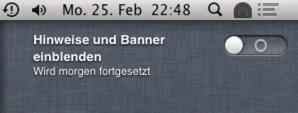 OS X 10.9 Akku-Laufzeit erhöhen durch das Ausschalten des NC