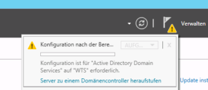 WindowsFeature Installation AD